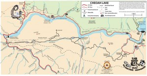 Cheoah Lake