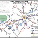 Blue Ridge Parkway, Cherokee to Little Switzerland