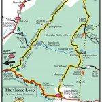 Ocoee Loop Map
