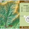 Piney Knob Trail Map
